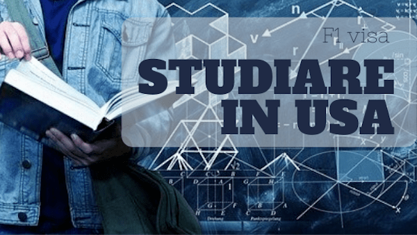 Studiare in USA: f1 visa student